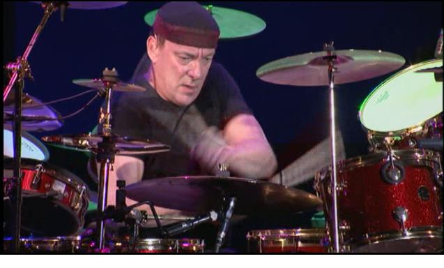 O Baterista Rush source Rush in Rio DVD