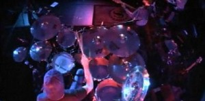 Chad Smith overhead