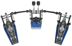 Off-Set Double Pedal