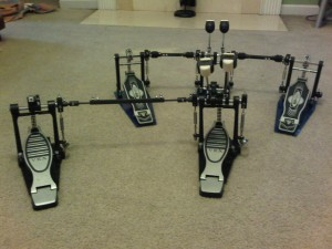 Vex and Off-Set pedals