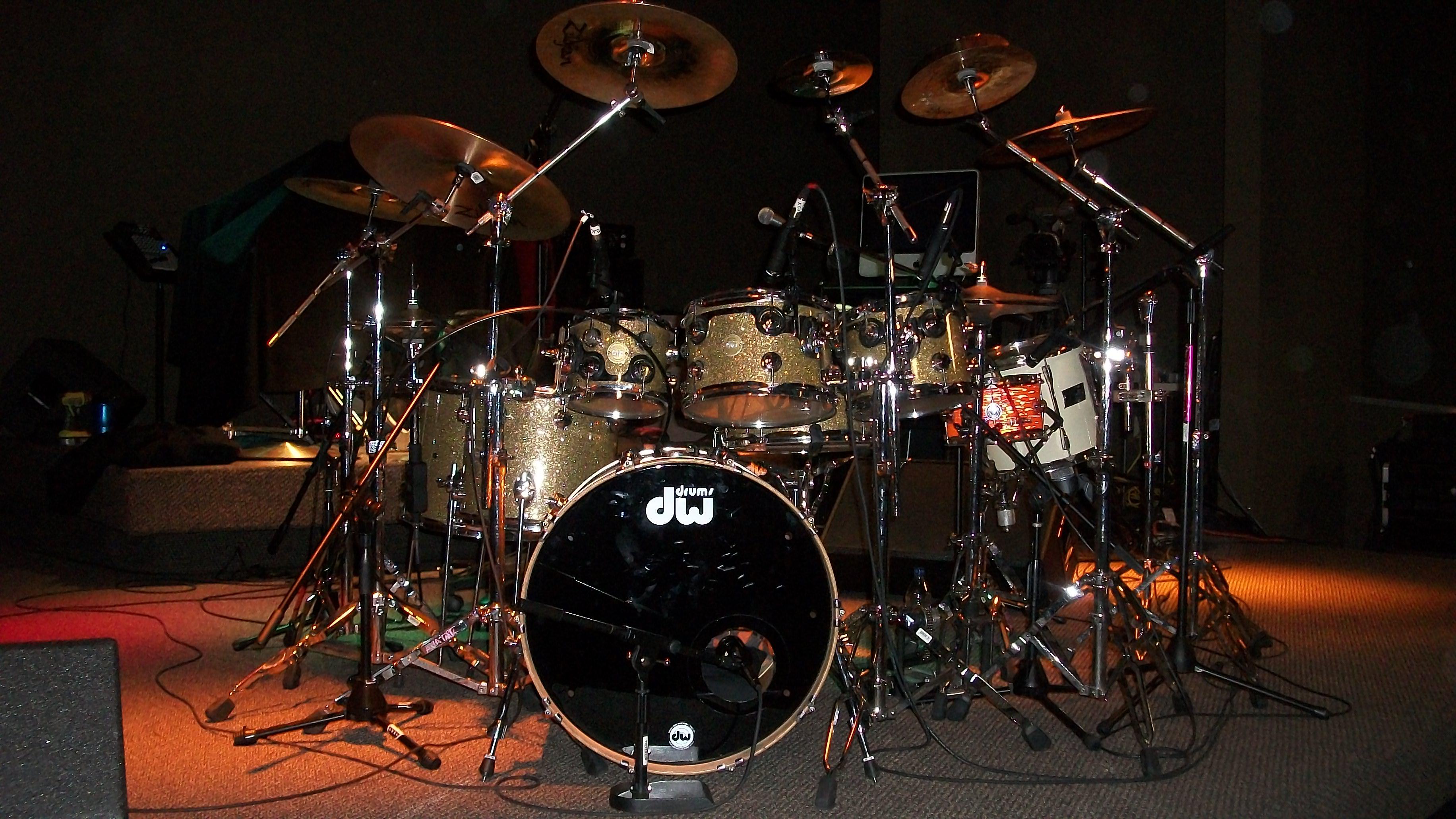 Drum Clinic Marco Minnemann
